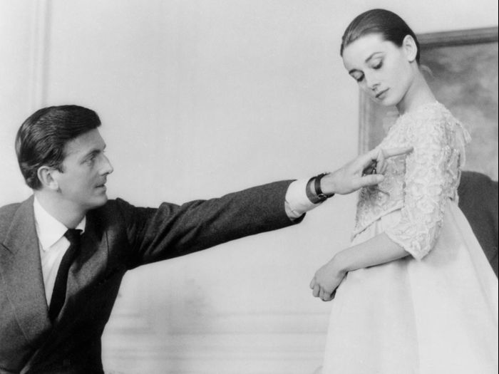 Iconic Designer and Audrey Hepburn Clothier Hubert de Givenchy Has Died