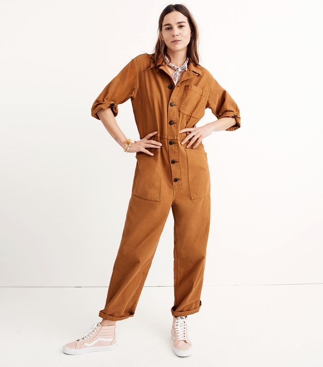 x As Ever™ Short-Sleeve Coveralls