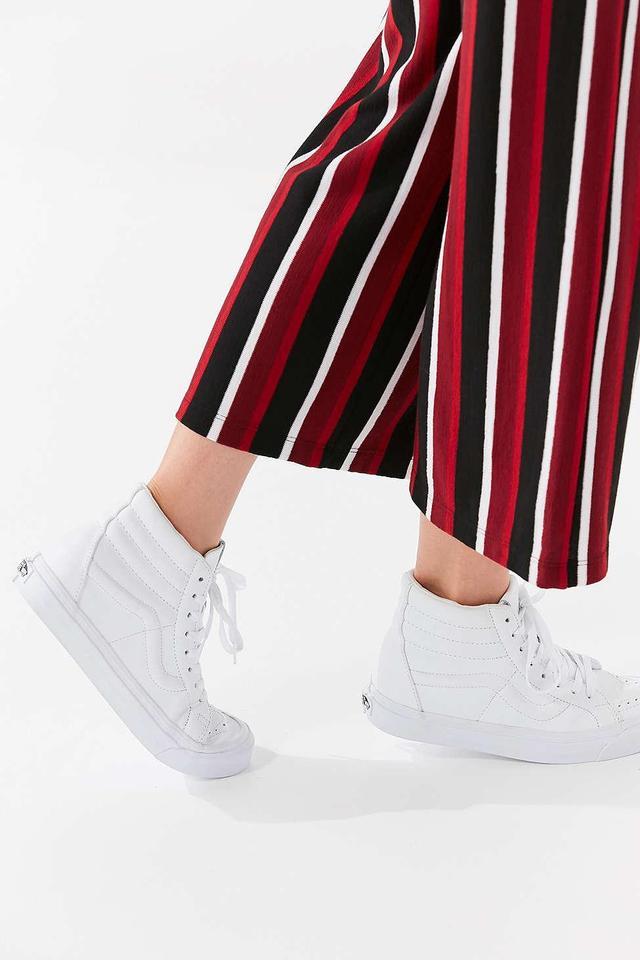 Vans Sk8-Hi Reissue Leather Sneaker