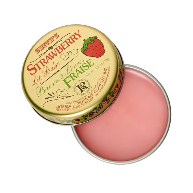 Smith's Rosebud Perfume Co. Strawberry Lip Balm