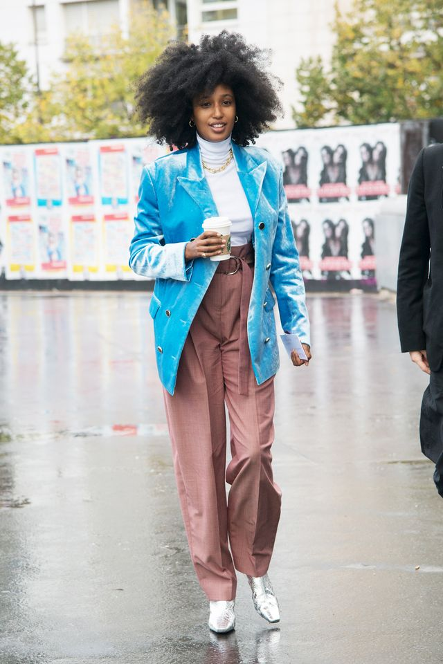 <p>The ultimate cool outfit for autumn.</p>
