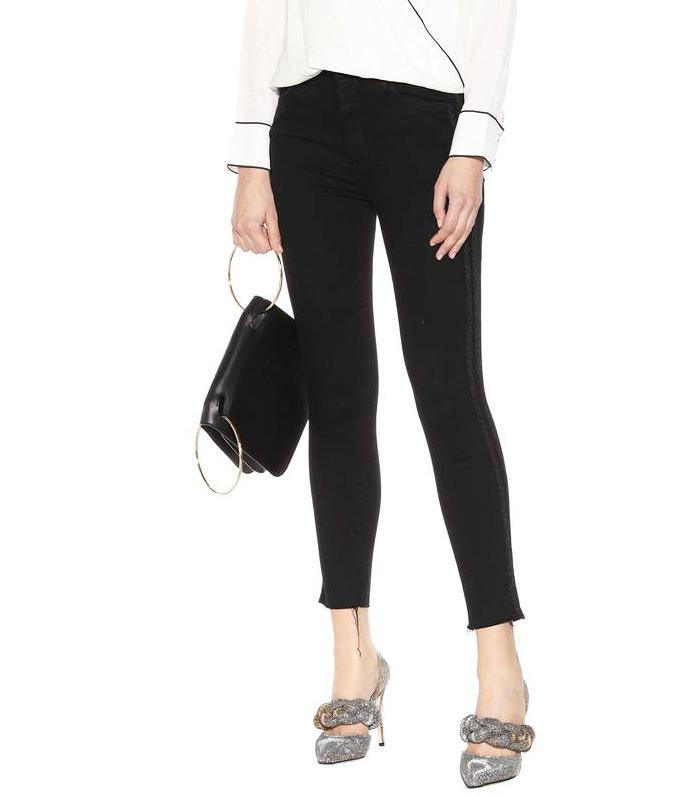 Meghan Markle's Mother Denim Jeans