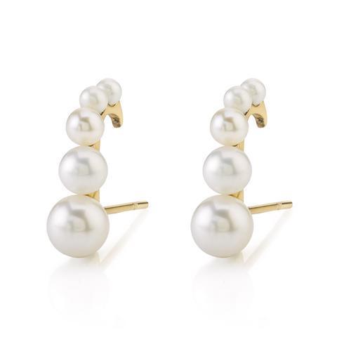 Smith + Mara Suspender Earrings
