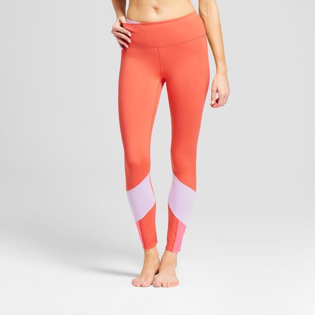 Comfort 7/8 Color Block Leggings