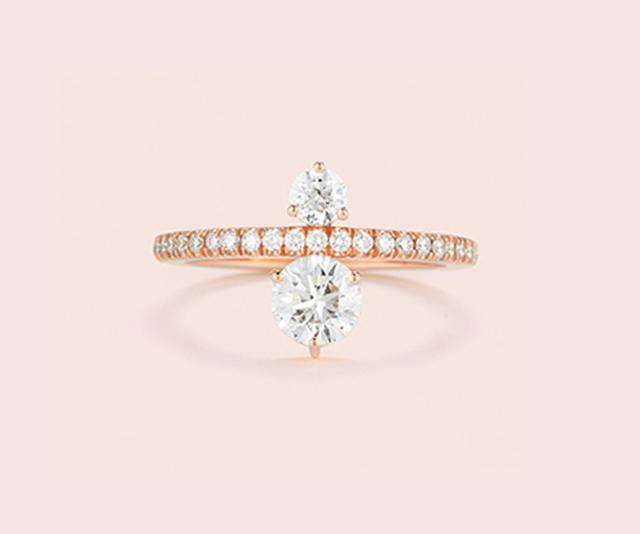 Jemma Wynne Prive Luxe Diamond Ring