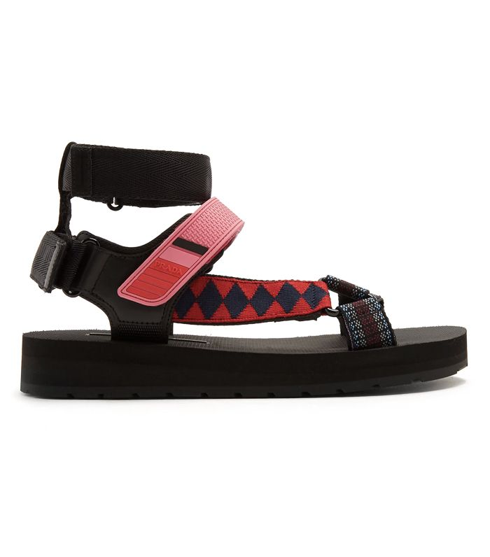 Chanel S Dad Sandals Are What All The Fashion Girls Love
