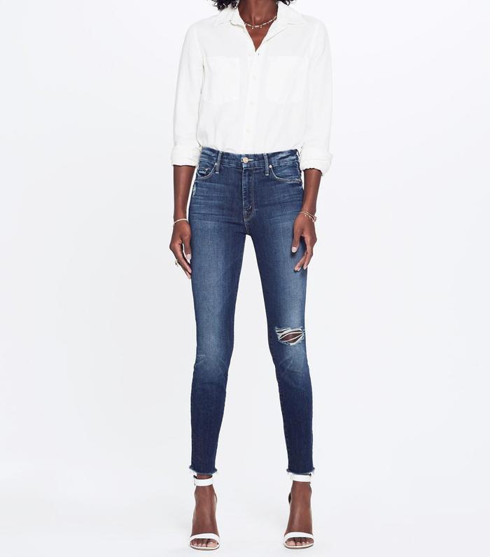 Shop Meghan Markle's Mother Skinny Jeans