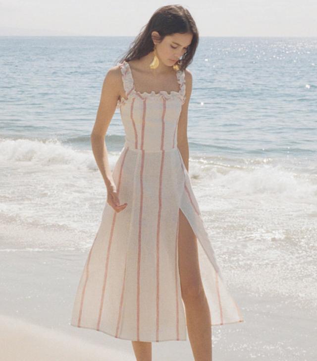 Reformation Lavender Dress