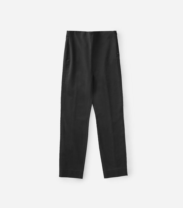 Women's Work Pant (Ankle) by Everlane in Black, Size 8