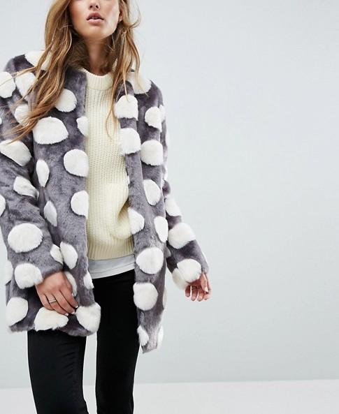 Bubbles Coat