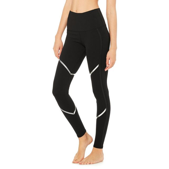 High-Waist Continuity Legging by Alo Yoga