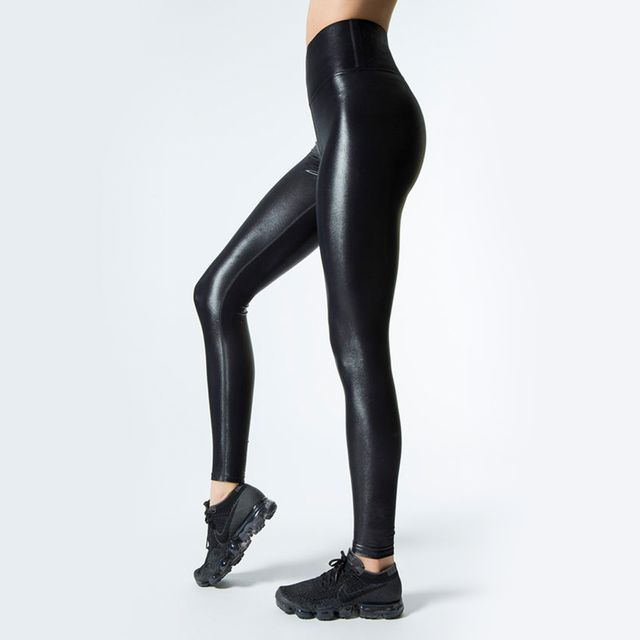High Waisted Takara Leggings by Carbon38