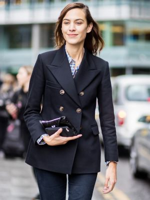 Alexa Chung Wants to Be Buried in This Dress—Can You Blame Her?