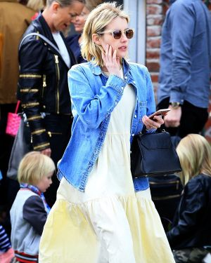 Greatness Comes in the Form of Emma Roberts's Nine West Sandals
