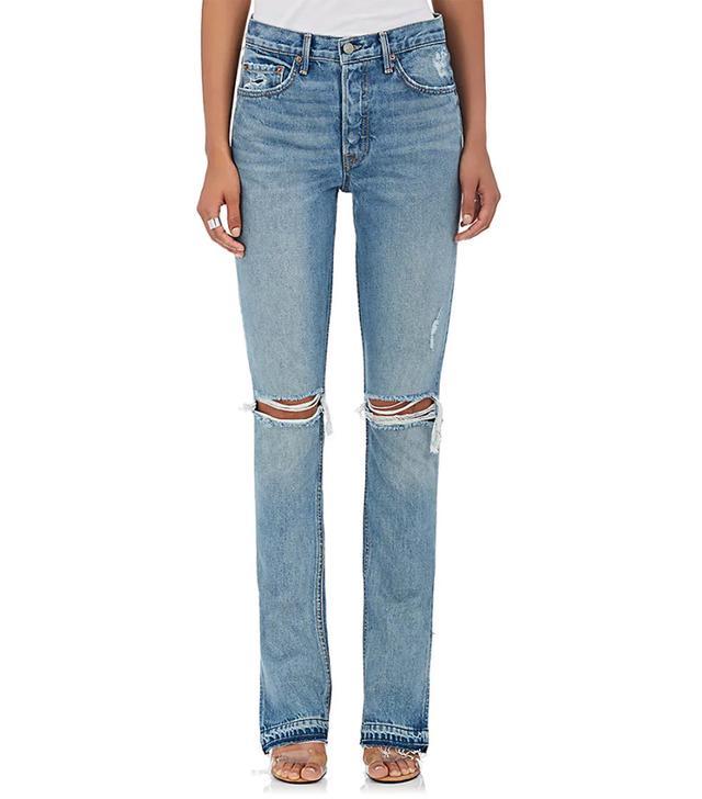 Women's Natalia Distressed Skinny Jeans