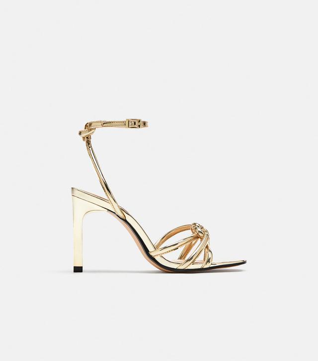 Zara High-Heel Sandals