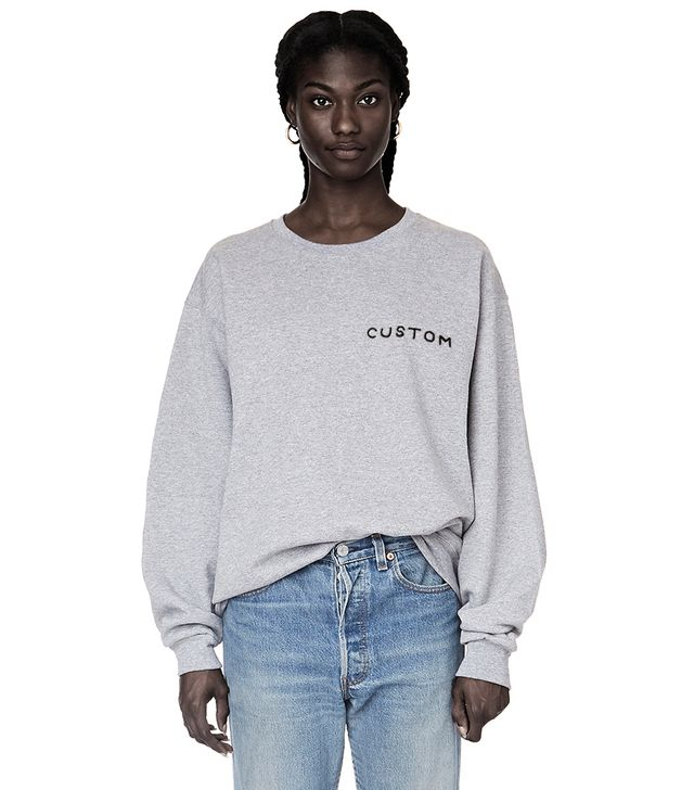 Omondi Custom Pullover