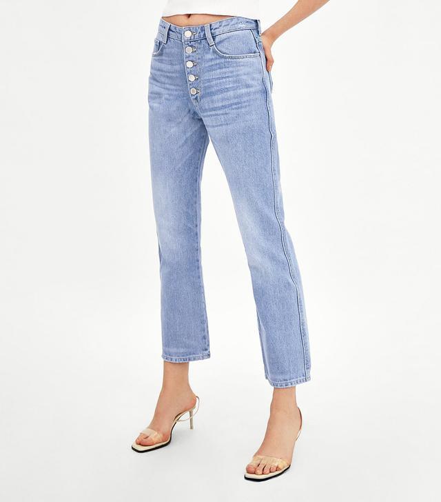 Zara Jeans Authentic Denim Boot Cut