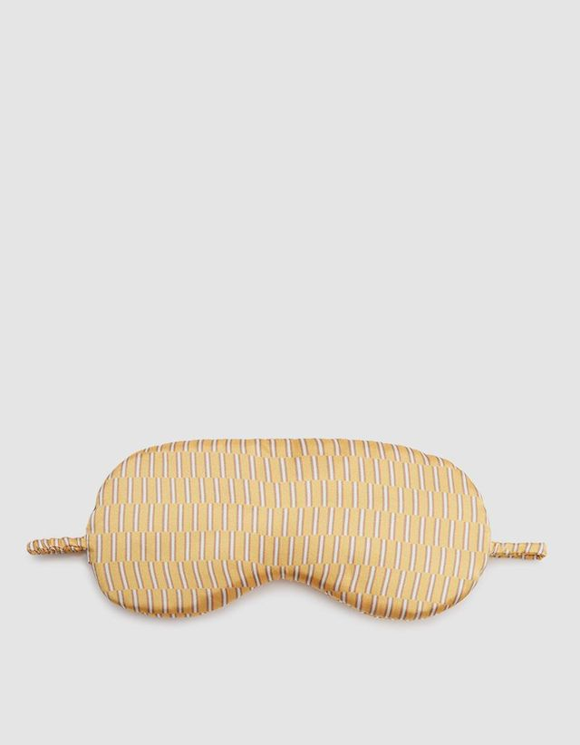 Eye Mask in Mimosa Matchstick