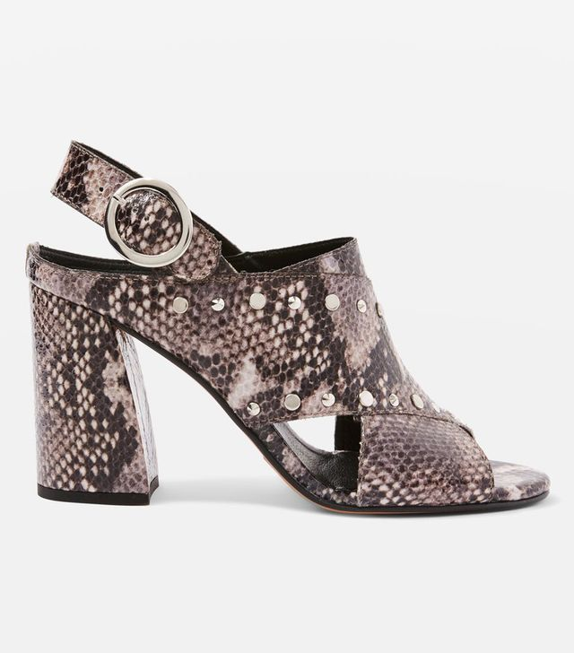 Topshop Nixie Studded Sandals