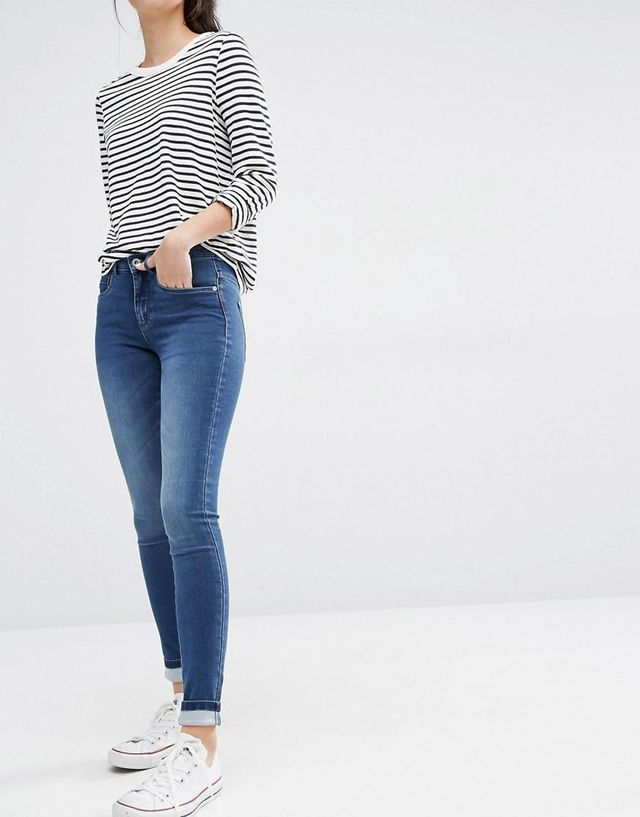 Royal Reg Rise Skinny Jeans