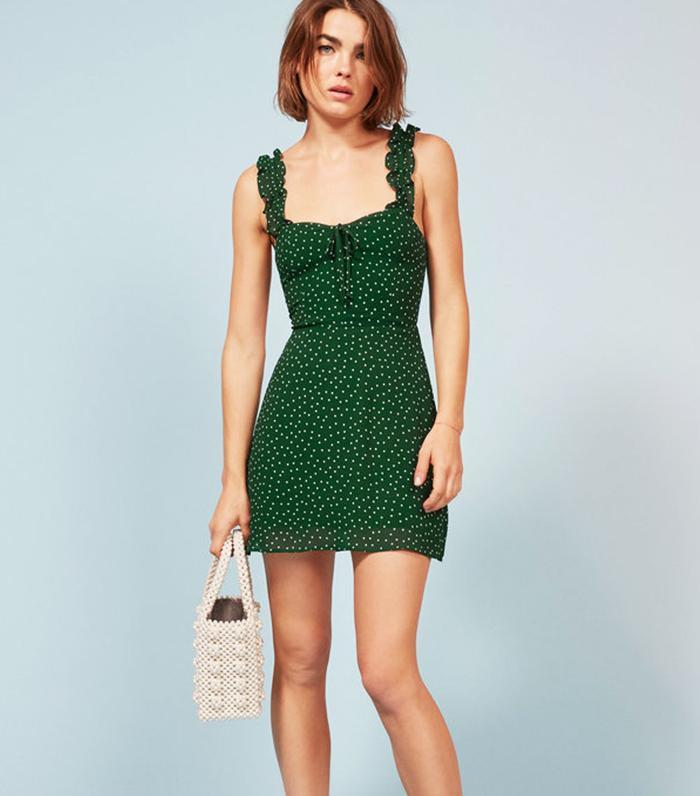 Green Fashion Dresses