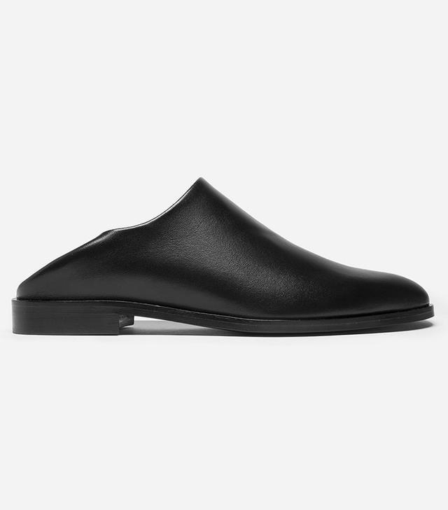 Women's Mule Shoe by Everlane in Black, Size 8.5