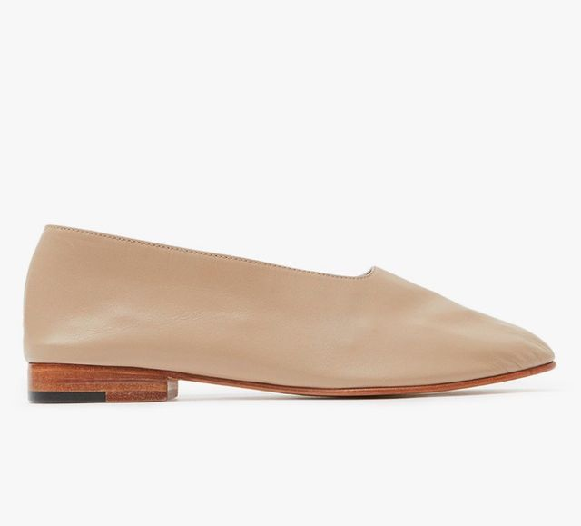 Martiniano Glove Shoe in Antelope