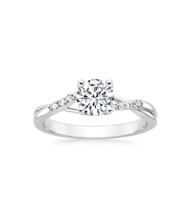 Chamise Diamond Ring