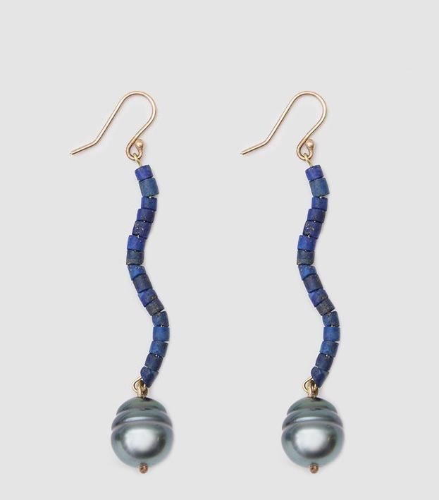 Stella Pearl Earring