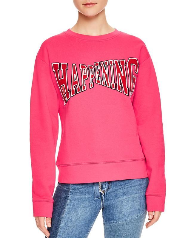 Randa Happening Graphic Sweatshirt
