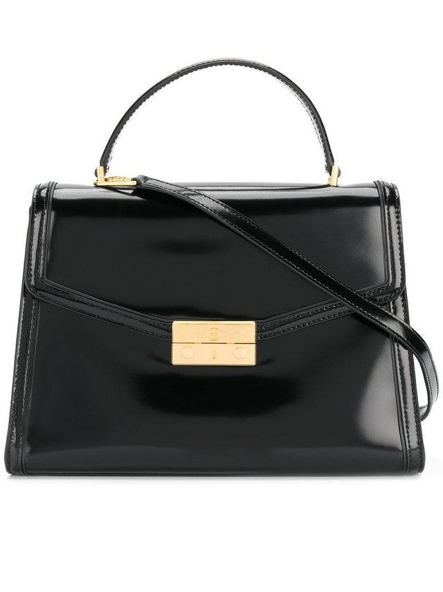 Juliette top handle satchel