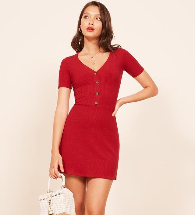 Cardinal Dress