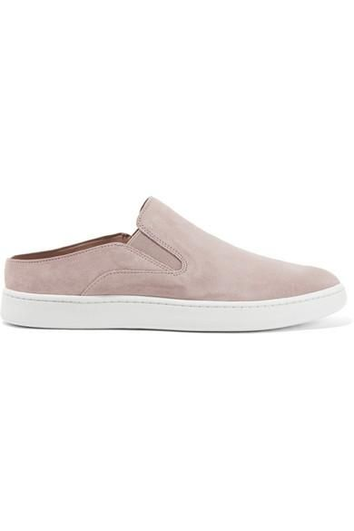 Verrell 2 Suede Slip-on Sneakers
