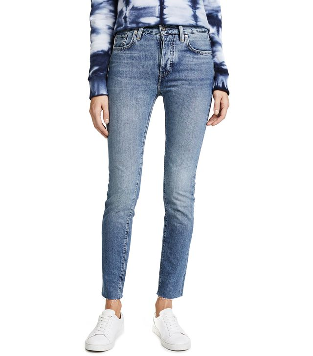 LMC x SHOPBOP Slim Straight Jeans