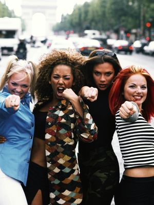 So This Is What the Spice Girls Have Been Working on Together