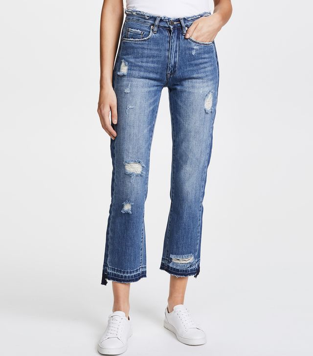 The Straight Up Jeans