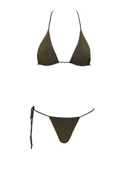 Monica Hansen Beachwear St. Tropez String Bottom