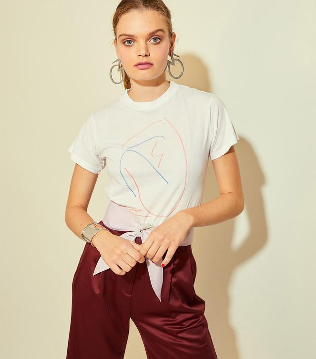 Monogram Silhouette T-Shirt