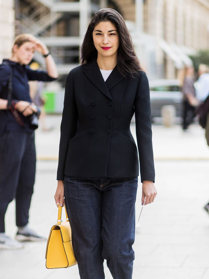 7a9f31dea9 This 23-Piece Capsule Wardrobe for Work Will Change Your Life