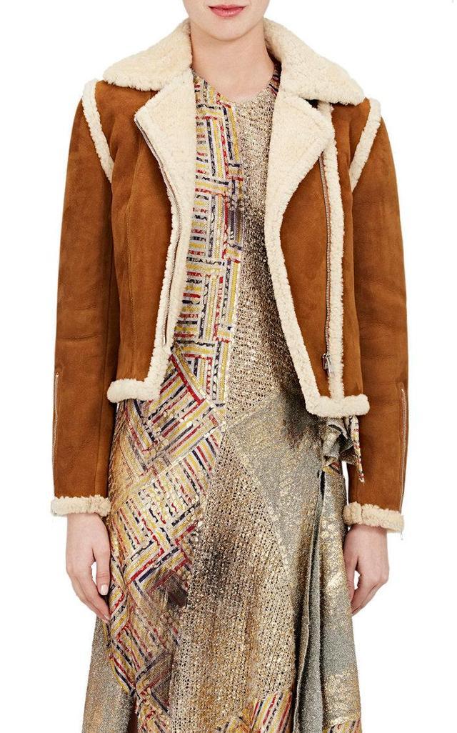 Women's Shearling Jacket