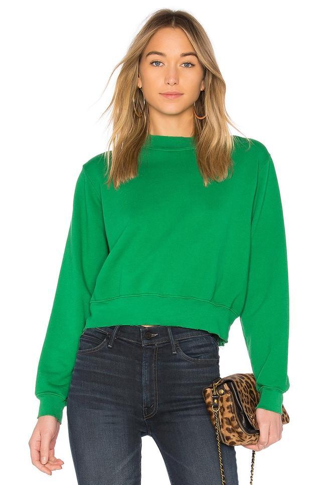 The Milan Cropped Sweatshirt