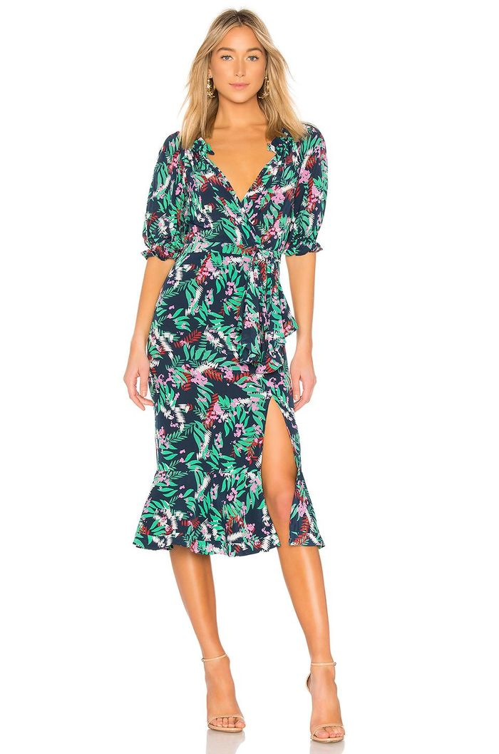 what to wear to a tropical wedding
