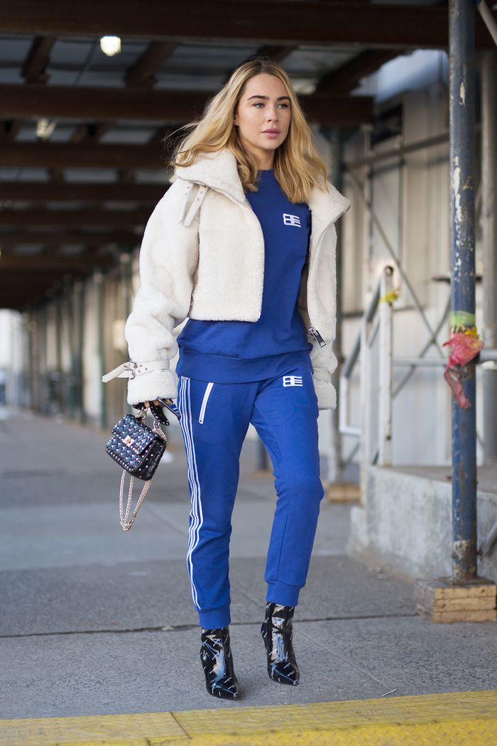 """sorry jogging outfits are just too """"fashion"""" to work out"""