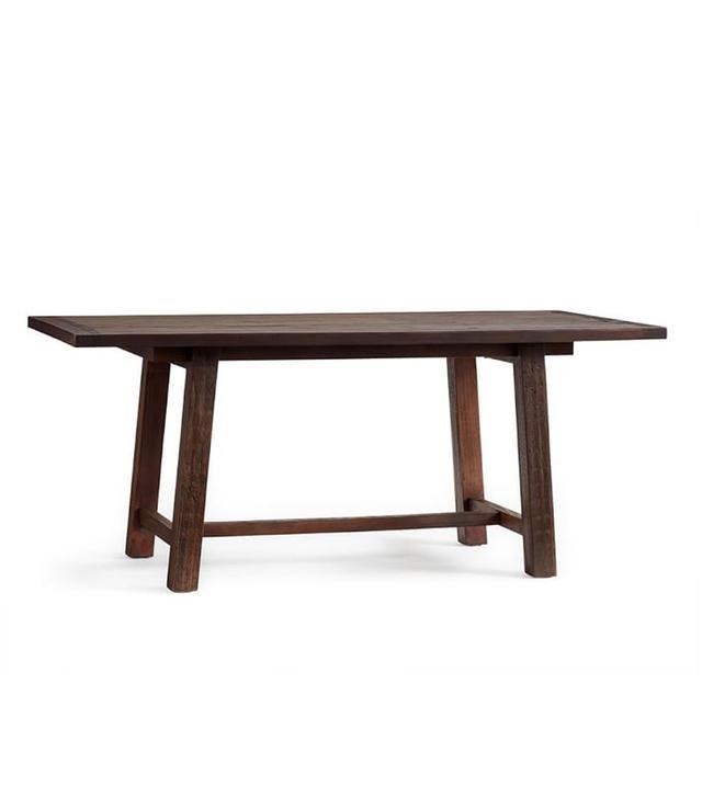 Pottery Barn Bartol Reclaimed Pine Dining Table