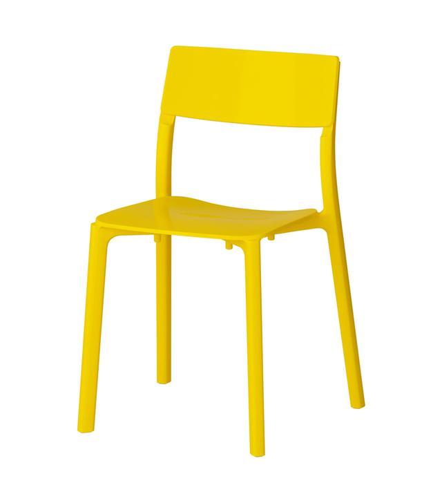 IKEA Janinge Chair in Yellow