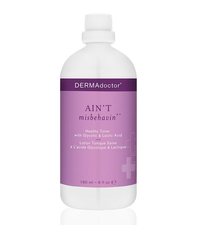 Ain't Misbehavin'(R) Healthy Toner with Glycolic & Lactic Acid 6 oz