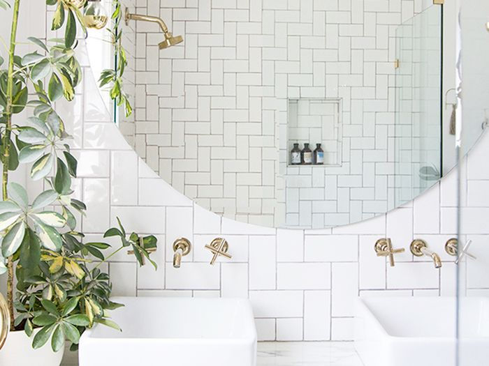 The Best Bathroom Mirrors Our Editors Cant Get Enough Of Mydomaine