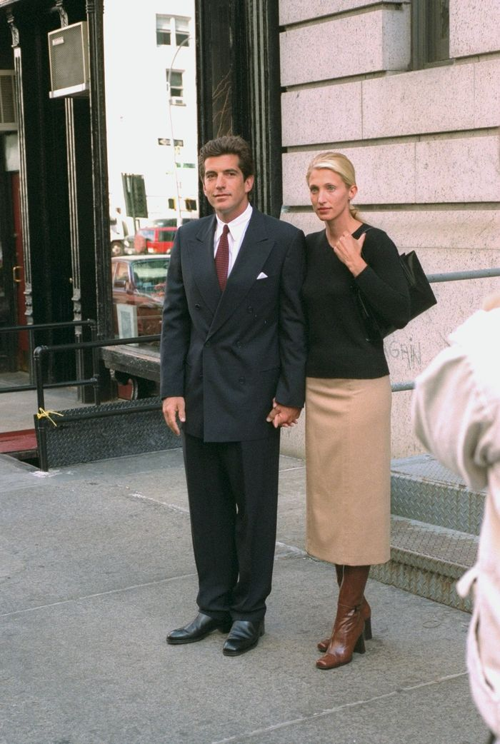 Jfk Style: Carolyn Bessette-Kennedy Is The 2018 Style Icon I Need