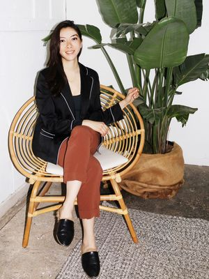 Cool-Girl Blazers That Make Any Outfit Office-Appropriate